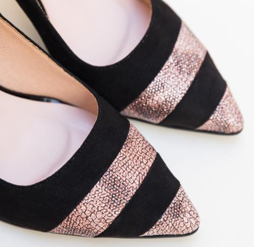 Pantofi Kris Negri 2 - Pantofi - Pantofi cu toc subtire