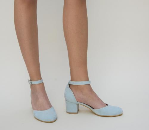 Pantofi Malis Albastri - Pantofi -