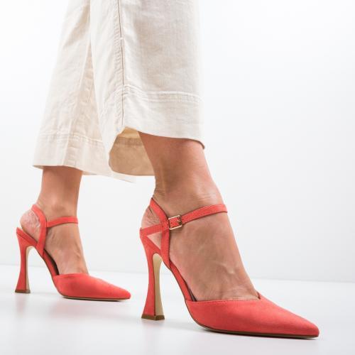 Pantofi Neroc Corai - Pantofi -