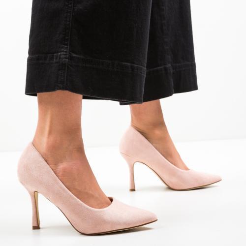 Pantofi Raqo Roz - Pantofi -