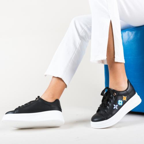 Pantofi Sport Albur Negri - Pantofi sport - Pantofi sport