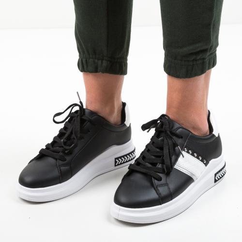 Pantofi Sport Calve Negri - Pantofi sport - Pantofi sport