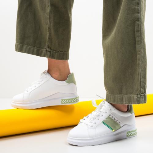 Pantofi Sport Calve Verzi - Pantofi sport - Pantofi sport