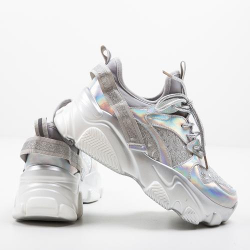Pantofi Sport Decene Argintii - Pantofi sport - Pantofi sport