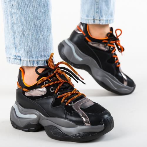 Pantofi Sport Denzel Negri 3 - Pantofi sport - Pantofi sport
