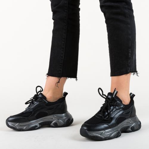 Pantofi Sport Dunn Negri - Pantofi sport - Pantofi sport