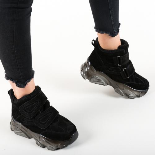 Pantofi Sport Enoch Negre - Pantofi sport - Pantofi sport