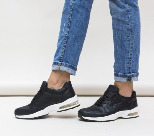 Pantofi Sport Fastino Negri - Pantofi sport - Pantofi sport