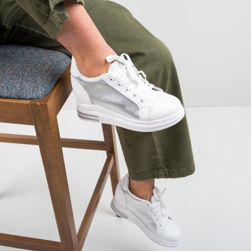 Pantofi Sport Haines Argintii - Pantofi sport - Pantofi sport