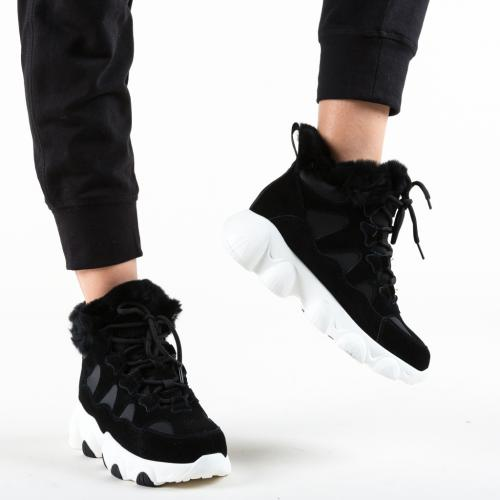 Pantofi Sport Hurst Negri - Pantofi sport - Pantofi sport