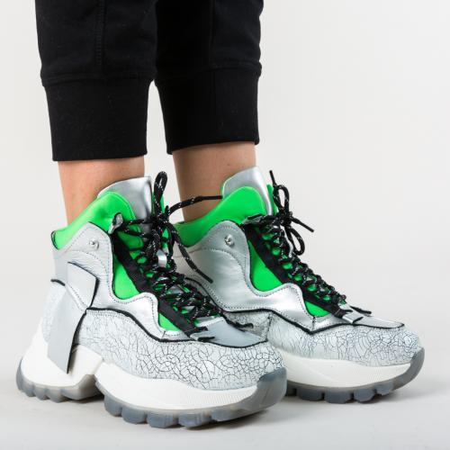 Pantofi Sport Karam Argintii - Pantofi sport - Pantofi sport