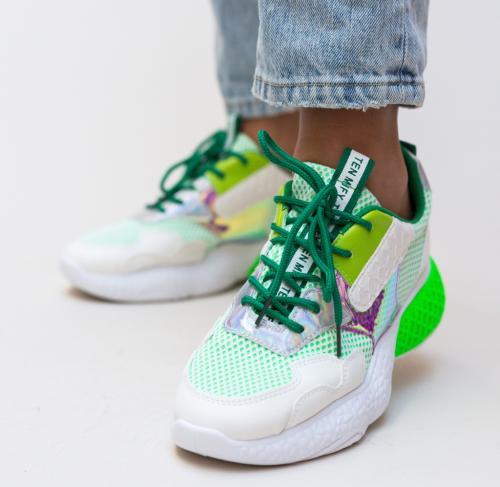 Pantofi Sport Sanaya Verzi - Pantofi sport - Pantofi sport