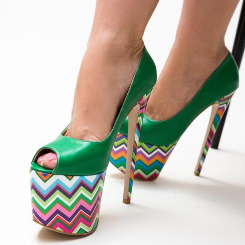 Pantofi Valeria Verzi - Pantofi - Pantofi cu platforma