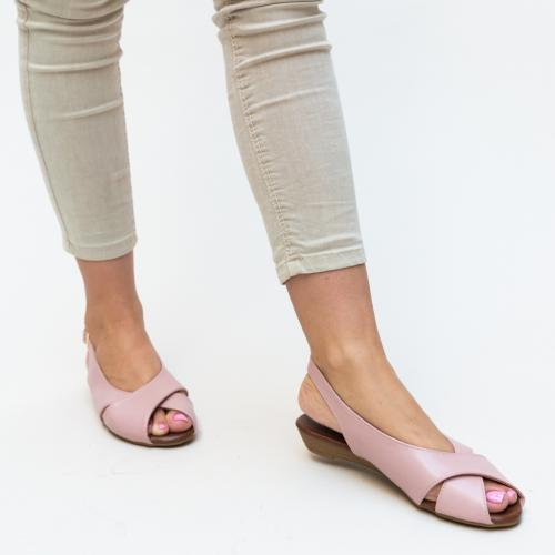 Sandale Krug Roz - Sandale dama - Sandale talpa joasa